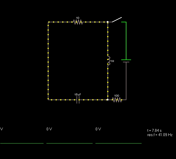 circuit simulator appletElectronic Circuit Java Applet #20